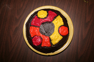 Ubuntu cake!!
